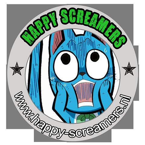 Happy Screamers Logo