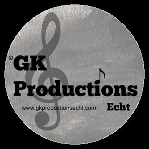 GK Productions Logo